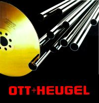 OTT+Heugel Saw blades